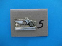 "PIN´S - RENAULT ""  Type  FS 1920  - Voir Photo ( 5 ) - Renault"