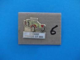 "PIN´S - RENAULT ""  TORPEDO 3P 1922  - Voir Photo ( 6 ) - Renault"