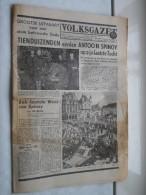 Tienduizenden Eerden ANTOON SPINOY Op Zijn Laatste Tocht - Volksgazet Nr. 229 - 1 Juni 1967 ( Zie Foto´s ) ! - Obituary Notices