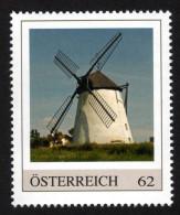ÖSTERREICH 2014 ** Mühle, Windmühle In Retz Österreich -  PM Personalized Stemp MNH - Windmills