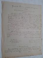 Gemeente DEURNE Onderzoek Van COMMODO En INCOMMODO Anno 1898 ( Burg. Florent Pauwels ) Zie Foto´s ! - Non Classés