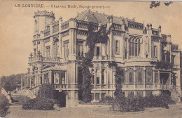 La Louvière - Château Bock, Façade Principale - La Louvière