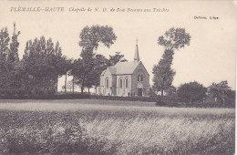 Flémalle-Haute - Chapelle De N-D De Bon Secours Aux Trixhes (Dethine, Animée) - Flémalle