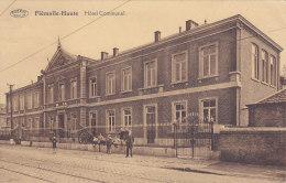 Flémalle-Haute - Hôtel Communal (animée, Canon, Préaux) - Flémalle