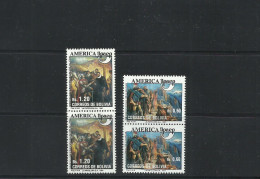 O) 1991 BOLIVIA,AMERICA UPAEP,DISCOVERY CHUQUISACA 1525, CITY FOUNDATION NUESTRA SEÑORA DE LA PAZ, MNH - Bolivia