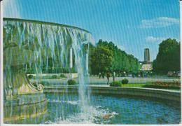 Bucuresti Liberty Park Fountain - Unused,perfect Shape - Monuments