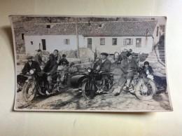 AK   MOTORRÄD   BIKE   MOTORCYCLE    ARIEL    GOSPIĆ   GOSPIC    VERSON - Motorräder