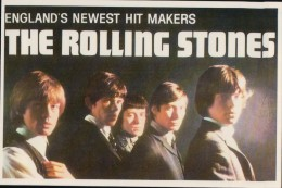 630  ROLLING STONESE  NON  ECRITE - Entertainers