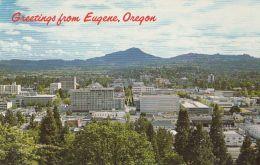 46997- EUGENE- TOWN PANORAMA - Eugene