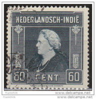 Netherlands Indies 1945, Queen Wilhelmina, 60c,  Used - Niederländisch-Indien