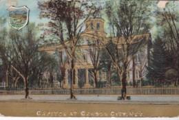 State Capitol Building Carson City Nevada 1913