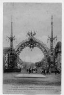 54 NANCY EXPOSITION DE ... LA PORTE MONUMENTALE ... - Exposiciones