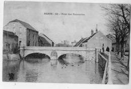 DIJON PONT DES TANNERIES AU DOS CACHET  MILITAIRE - Dijon