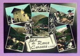 Saluti Da Ronco Canavese - Italie