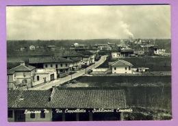Lauriano Po - Via Cappelletta  - Stabilimenti Cementir - Italia
