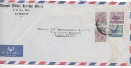 2903  Carta Aérea  Sudan 1979 Khartoum - Sudan (1954-...)