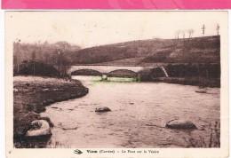 19 :  VIAM Le Pont Sur La Vézère Corréze , Beau Cachet à Voir - Zonder Classificatie