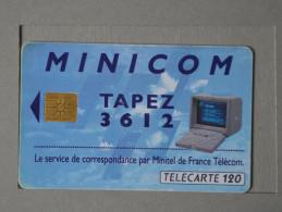 FRANCE    - TELECARTE - CREDIFONE - CALLCARD - TELEFONKARTE   2 SCANS - (Nº15880) - France
