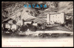26 Chateau De La Charce, Drome - Résidence Habituelle De Philis De La Tour Du Pin - Autres Communes