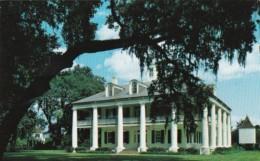 Louisiana Burnside Historic Houmas House On The Great River Road