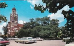 Louisiana Lafayette St John's Roman Catholic Cathedral
