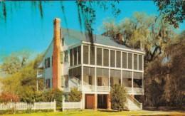 Louisiana St Francisville Oakley Plantation House Audubon Memori