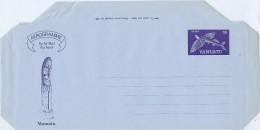 LAC3B- VANUATU AEROGRAMME  NEUF - Vanuatu (1980-...)