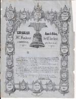 Horloge Astronomique De Strasbourg 1929 Maison Ungerer Catalogue Fonderie Eglises - France
