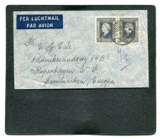 Nederlands-Indië Brief Luchtpost 1945 - Netherlands Indies
