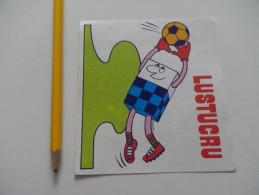 Autocollant - LUSTUCRU Football - Adesivi