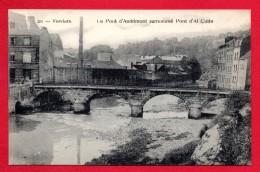 Verviers. Pont D' Andrimont Surnommé Al Cutte - Verviers