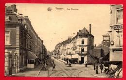 Verviers. Rue Tranchée. Café De La Poste Jean Bovy. Rue Du Chêne. Brasserie Des Augustins. 1921 - Verviers