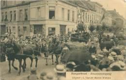 BORGERHOUT - Reuzenommegang - Zonder Classificatie