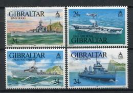 Gibraltar 1993. Yvert 667-70 ** MNH. - Gibraltar