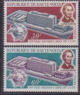 UPPER VOLTA 1970 NEW BUILDING OF UPU MNH M03979 - Upper Volta (1958-1984)