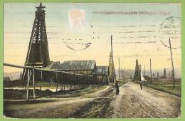 Campina - Drunnut De La Campina - Pitigaia - Romania - Oil - Petroleum - Huile - Roumanie