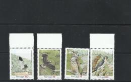 O) 1993 PORTUGAL, AMERICA UPAEP, CLARAVIS, AQUILA ADALBERTI, BUBO BUBO, FALCO PREGRINUS, BIRDS AN ENDANGERED SPECIES, SE - Portugal