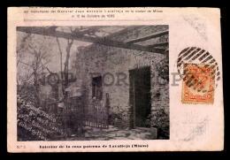 LAVALLEJA HOUSE URUGUAY TARJETA POSTAL Original C1900 POSTCARD CPA AK (W4_3190) - Uruguay
