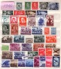 1940 Compl. –MNH **Yvert Nr.- 345/376A+P.A.19/30  Bulgarie/ Bulgaria - Années Complètes
