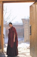 China - A Young Lama At Labrang Monastery, Xiahe County Of Gansu Province - Tibet