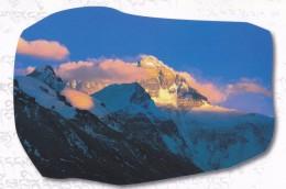 China - Mount Qomolangma (8844.43M), Tingri County Of Tibet - Tibet
