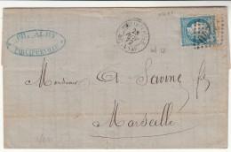 Algeria / France / Ship + Maritime Mail - Algérie (1962-...)