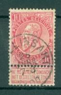 """BELGIE - OBP Nr 58 - Leopold II - Cachet   """"LODELINSART""""  - (ref. ST-276) - 1893-1900 Thin Beard"""