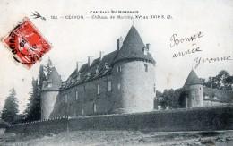 [58] Nièvre> Non Classés Cervon Chateau De Marcilly - Ohne Zuordnung