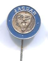 JAGUAR - Car Auto, Automotive, Vintage Pin  Badge, Abzeichen - Jaguar