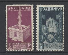 Nr 404+405 * - 1900-44 Victor Emmanuel III