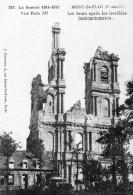 [62] Pas De Calais> Non Classés Mont Saint Eloi Les Tours Apres Les Bombardements - Non Classificati