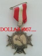 .medal - Medaille - Medaille : W S V De Hinde 8 E Oostloorn Wandeltocht 3-9-1966 - Unclassified