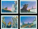 Denmark 2013 Mih. 1750/53 Tales By Hans Christian Andersen MNH ** - Denmark