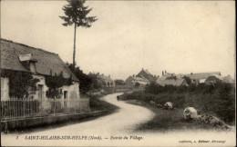 59 - SAINT-HILAIRE-SUR-HELPE - Francia